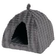 Pelech KINA IGLOO antracit 40cm Zolux - Pelíšek pro psy a kočky