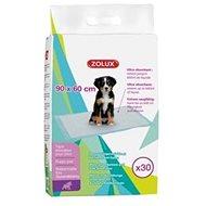 Podložka štěně 90x60cm ultra absorbent bal 30ks Zolux