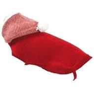 Ručník MOOV mikrovlákno červená 50x70cm Zolux - Svetr pro psy