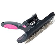 Hairbrush self-cleaning coarse M BUSTER - Dog Brush