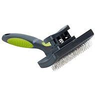 BUSTER Hairbrush Self-cleaning Fine Brush - Dog Brush