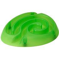 Miska bludiště Dog Maze Mini sv.zelená 1ks BUSTER - Miska pro psy