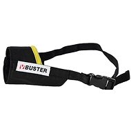 Muzzle fixation dog BUSTER Easy ID L yellow 1pc - Muzzle for the dog