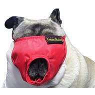 Muzzle fixation with eye covering for dogs BUSTER - Muzzle for the dog
