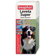 BEAPHAR Laveta Super Hair Nourishing Drops 50ml - Food supplement for dogs