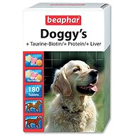 BEAPHAR Doggy's Mix Treats 180 Tablets - Food supplement for dogs