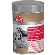 Brewer's Yeast for Dogs, 8-in-1, 260 Tablets - Food Supplement for Dogs