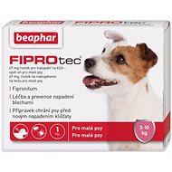 BEAPHAR Spot on Fiprotec pro psy S 5-10 kg  - Antiparazitní pipeta