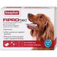 BEAPHAR Spot on Fiprotec pro psy M 10-20 kg  - Antiparazitní pipeta