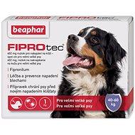BEAPHAR Spot on Fiprotec pro psy XL 40-60kg  - Antiparazitní pipeta