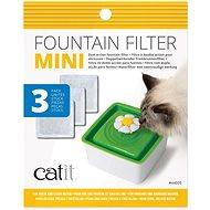 HAGEN Náplň filtr. Fontána Mini (3ks) - Filtr pro fontánky