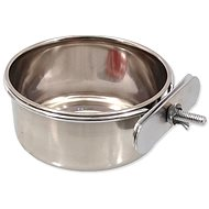 DOG FANTASY Stainless-steel Bowl, with Screw - Dog Bowl