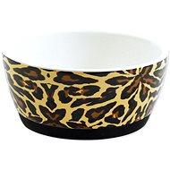 MAGIC CAT Miska keramická s gumovou podložkou 17 × 8 cm