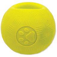 Míček pro psy DOG FANTASY hračka strong foamed míček guma 6,3  cm - Míček pro psy