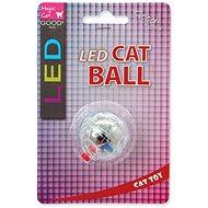 MAGIC CAT hračka LED míček svítící 3,75 cm - Míček pro kočky