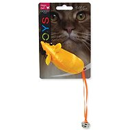 MAGIC CAT Toy Mouse Neon 8.75Cm - Cat Toy Mouse