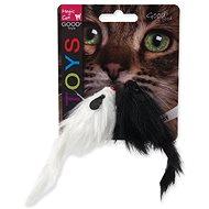 MAGIC CAT hračka myš plyš chrastící 11 cm 2 ks - Myš pro kočky