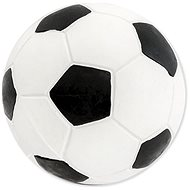 DOG FANTASY Toy Latex Soccer Ball with Sound, 10cm - Dog Toy