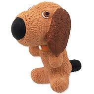 DOG FANTASY hračka latex Pes se zvukem 9 cm