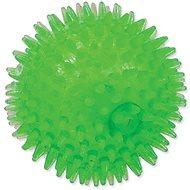 Míček pro psy DOG FANTASY hračka míček pískací zelená 10 cm - Míček pro psy