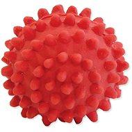 DOG FANTASY hračka latex míč s bodlinami se zvukem mix 4 cm - Hračka pro psy