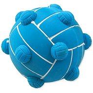 DOG FANTASY hračka latex míč s výstupky se zvukem mix 9 cm