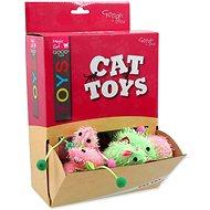 MAGIC CAT hračka myška plyš s catnip 7 cm 50ks - Myš pro kočky