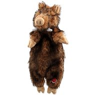 DOG FANTASY hračka skinneeez divočák plyš 34 cm