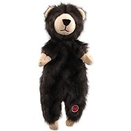 DOG FANTASY hračka skinneeez medvěd plyš 34 cm - Hračka pro psy