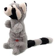 DOG FANTASY hračka plush pískací mýval 45 cm