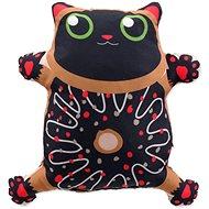 LET´S PLAY hračka kočka s catnip 2, 14 cm - Hračka pro kočky
