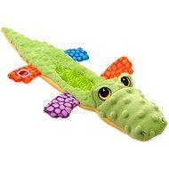 LET´S PLAY hračka krokodýl 45 cm
