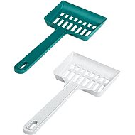 SAVIC Large Scoop 28 × 12 × 2cm - Litter Scoop for Cats