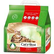 JRS kočkolit cats best original - Stelivo pro kočky