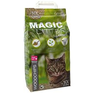 MAGIC PEARLS Cat Litter Wood Chips 10l (2.5kg) - Cat Litter