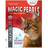 MAGIC PEARLS kočkolit original 3,8l - Stelivo pro kočky