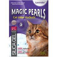 MAGIC PEARLS kočkolit lavender 16l - Stelivo pro kočky
