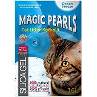 MAGIC PEARLS kočkolit ocean breeze 16l - Stelivo pro kočky