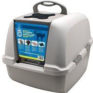 HAGEN Toilet CatIt Jumbo Grey - Cat Litter Box