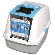 HAGEN toaleta CatIt design modrá - Kočičí toaleta