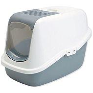 SAVIC toaleta Nestor 56× 39×38,5cm bílo-šedá