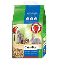 JRS kočkolit cats best universal 10l/5,5kg jahoda