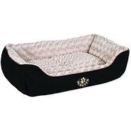 SCRUFFS Wilton box bed L 75×60cm černý - Pelíšek pro psy