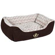 SCRUFFS Wilton box bed M 60×50cm hnědý - Pelíšek pro psy