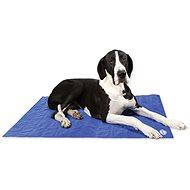 SCRUFFS Self-Cooling Mat XL 120×75cm modrá - Chladící podložka pro psy