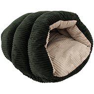 DOG FANTASY pelíšek Comfy2 55×43×25cm zelený - Tulipytlík