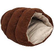 DOG FANTASY pelíšek Comfy2 55×43×25cm světle hnědý - Tulipytlík