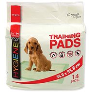DOG FANTASY Pad,  55,8 × 55,8cm, 14 pcs - Absorbent pad
