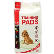 DOG FANTASY Pad 55,8 × 55,8cm, 50 pcs - Absorbent pad