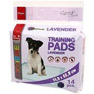 DOG FANTASY podložka lavender 55,8×55,8cm 14ks - Absorpční podložka
